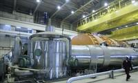 Irán produce hasta ahora 55 kilogramos de uranio enriquecido al 20%