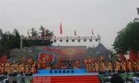 Inauguran Fiesta tradicional de Bach Dang 2021