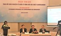 Vietnam trata de eliminar sustancias que destruyen la capa de ozono para 2024