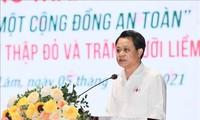 Lanzan Mes Humanitario 2021 en Vietnam