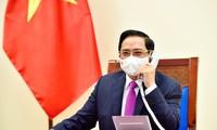 Vietnam dispuesto a cooperar más estrechamente con Tailandia