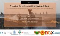 Vietnam coorganiza un debate de la ONU sobre la protección ambiental en conflictos armados