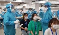 Detectados 158 nuevos casos del covid-19 en Vietnam