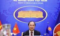 Vietnam participa en la Reunión de Altos Funcionarios de Cumbre de Asia Oriental
