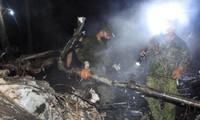 Filipinas pone fin a la búsqueda de víctimas del accidente aéreo