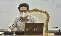 Vicepremier vietnamita pide a localidades sureñas prepararse para peores escenarios de covid-19