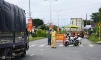 Extienden estrictas medidas de distanciamiento social en varias localidades survietnamitas