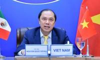 Vietnam y México fortalecen la cooperación multifacética