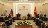 Vietnam- Federasi Rusia Perkuat Hubungan Pertahanan dan Kerja Sama Teknik Militer