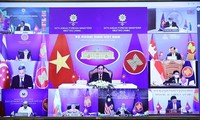 Asean insiste en resolver pacíficamente las disputas en el Mar del Este