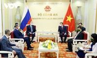 Vietnam y Rusia robustecen su cooperación en el ámbito de seguridad