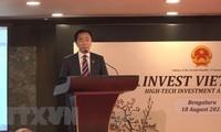 Vietnam y la India refuerzan la cooperación en startups e innovación