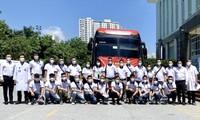 Apoyan a las localidades survietnamitas en la lucha contra el covid-19