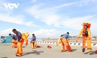 Equipo vietnamita gana buenos resultados en los Juegos Militares 2021