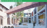 Anuncian resultados de concurso de diseño de espacios creativos de Hanói