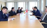 Vietnam y Bélgica impulsan el intercambio comercial de productos agrícolas