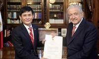 México concede gran importancia a la amistad y cooperación con Vietnam