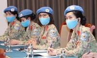 Vietnam y Australia intercambian experiencias sobre Género, la Paz y la Seguridad
