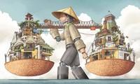 UNESCO publica ganadores del  concurso de pintura sobre Hanói