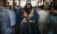 Talibanes lanzan una campaña contra el Estado Islámico en Afganistán