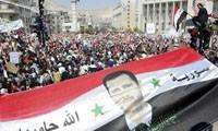 Siria: un año de crisis política
