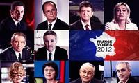Entra Francia en la primera vuelta electoral presidencial