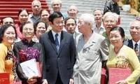 Presidente vietnamita resalta las virtudes morales de Ho Chi Minh