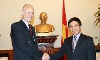 Presidente del Consejo consultivo del Fondo internacional de Paz en Vietnam