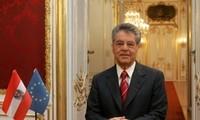 Presidente austriaco visita Vietnam para afianzar relaciones bilaterales