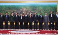 Concluye Conferencia de ministros de Defensa de ASEAN