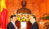 45 años: camino exitoso de las relaciones Vietnam-Cambodia