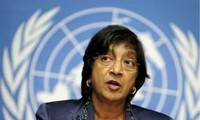 ONU pide cese del envío de armas a Siria