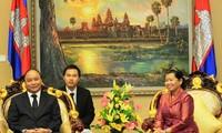 Vietnam y Cambodia: relaciones de hermandad y compañerismo