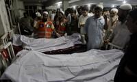 Mueren 11 personas a causa de un ataque en Pakistán