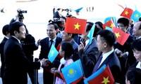 Vietnam y Kazajstán incrementan relaciones