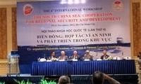 Seguridad en Mar Oriental ocupa discusiones de expertos vietnamitas