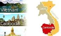 Vietnam, Laos y Cambodia promueven cooperación en comercio, inversión y turismo