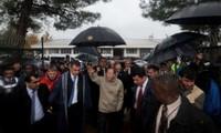 Ban Ki-moon protesta supuesto uso de armas químicas en Siria