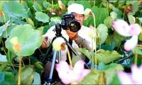 El fotógrafo Tran Bich y la flor de loto