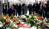 Alemania recuerda a víctimas del nazismo