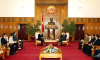 Primer ministro vietnamita pondera visita del canciller serbio