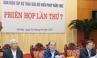 Más de 26 millones de opiniones en consulta constitucional en Vietnam