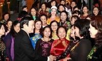 Índice de diputadas en Vietnam ocupa segundo lugar en ASEAN