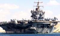 Estados Unidos lidera maniobras navales con 41 países en el Golfo Pérsico