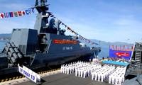 La Armada Naval de Vietnam sigue el ejemplo moral de Ho Chi Minh