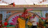 Vietnam conmemora el natalicio del Buda