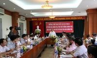 Dirigente vietnamita llama a aumentar actividades diplomáticas relativas con la religión