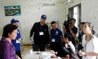 Cambodia propone tiempo para publicar resultado electoral