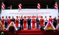 280 empresas en Feria Internacional de Inversión, Comercio y Servicios en Danang