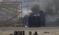 Crisis política en Egipto frente a un grave dilema
